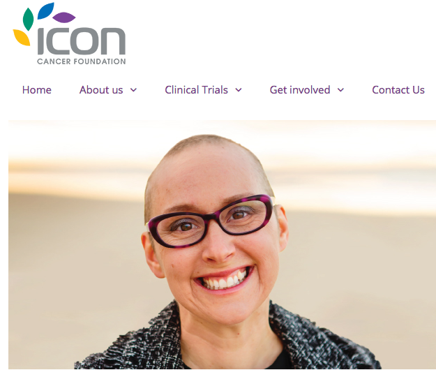 Icon Cancer Foundation Ambassador