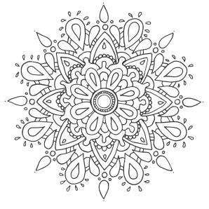 Joy mandala
